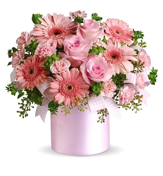 Pink Bouquet Flowers | Wedding Gallery