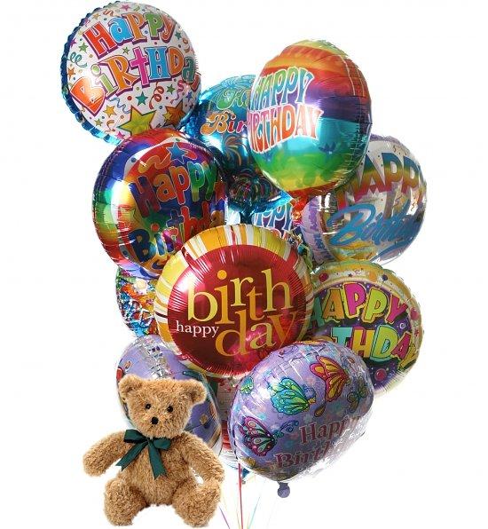 6462m_Balloons-Bear12-Mylar